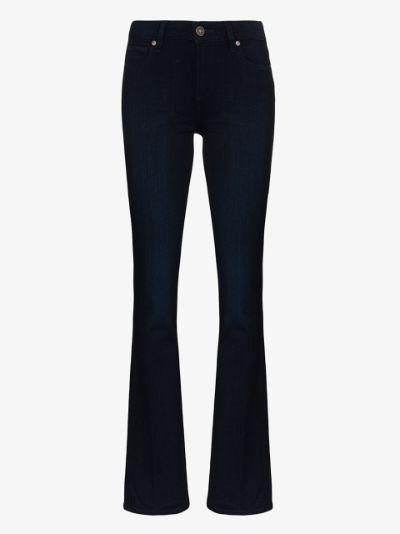 Manhattan slim bootcut jeans