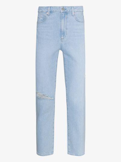 Noella high-rise boyfriend jeans