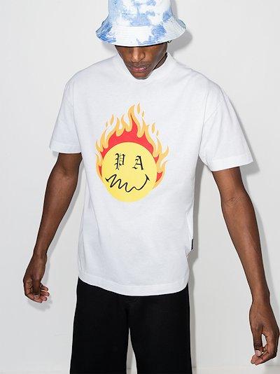 Burning Head T-shirt