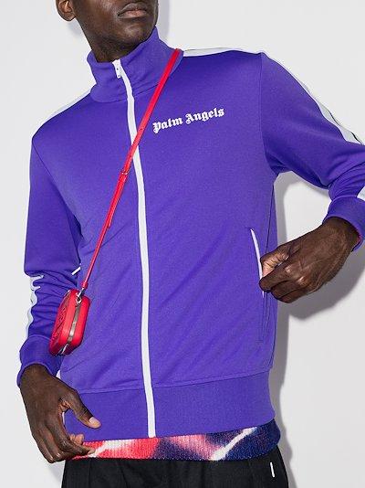 classic logo zip-up track jacket