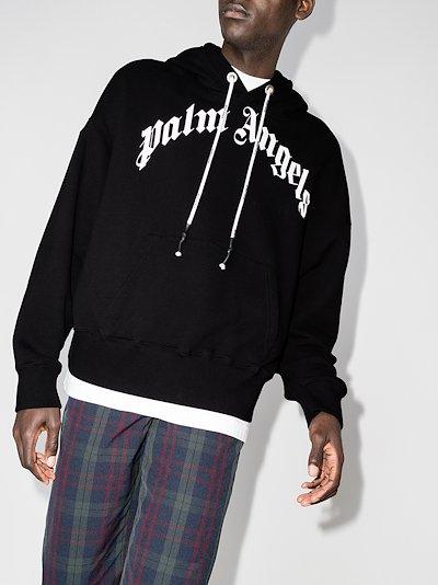 X Browns 50 bear motif hoodie