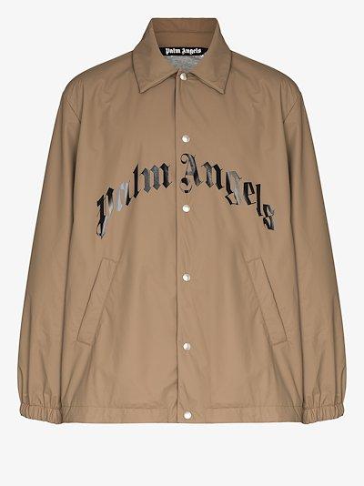 X Browns 50 bear motif jacket