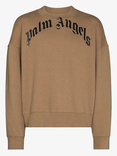 X Browns 50 bear motif sweatshirt