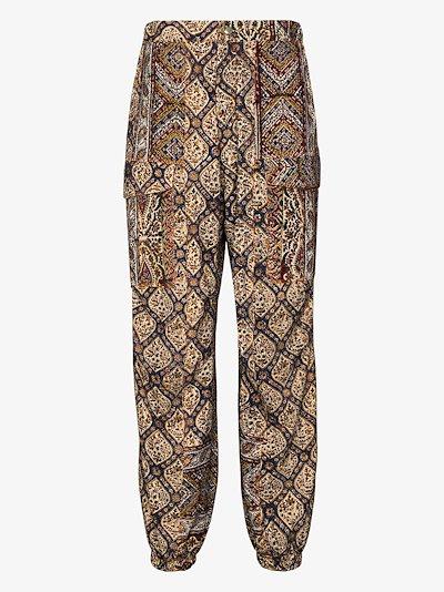 GORE-TEX Infinium Iranian Print Trousers