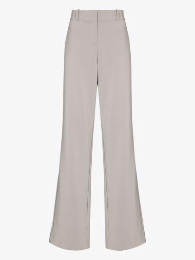 Basil wide leg trousers