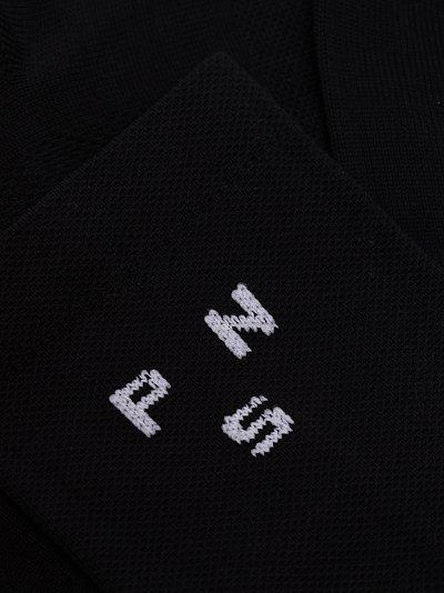 Black Mechanism tube socks