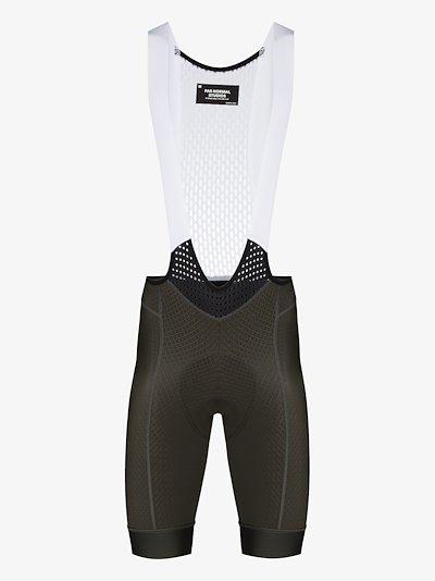 green Mechanism bib shorts