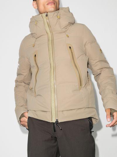 X Descente Allterrain Neutral Misuzawa padded jacket
