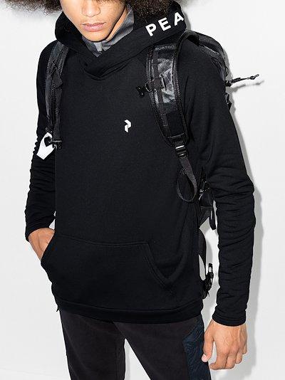 black Rider Hood hoodie