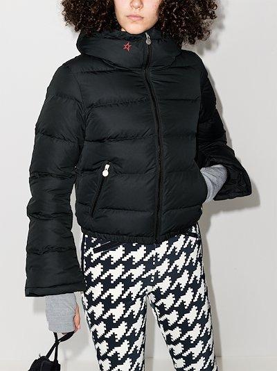 Polar Flare zip-up ski jacket