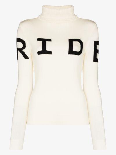 Ride turtleneck sweater