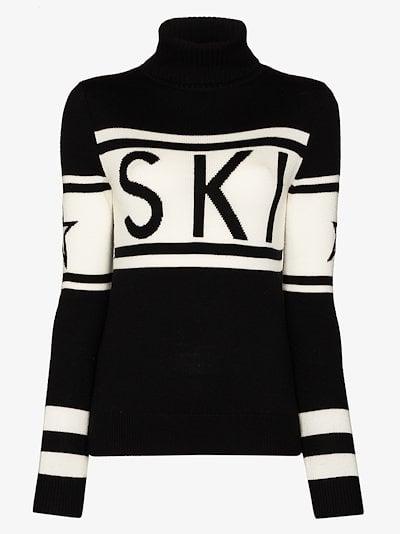 Schild merino wool turtleneck sweater