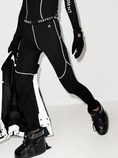 Zettle base layer ski leggings