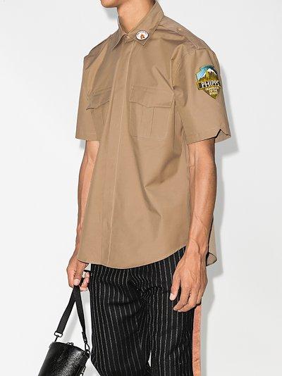 Forest Guardian short sleeve shirt