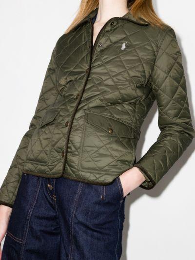 Barn cropped jacket