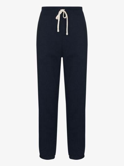 drawstring track pants