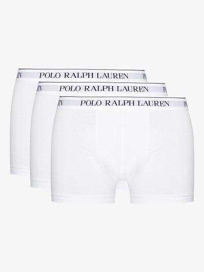 logo waistband boxer briefs set