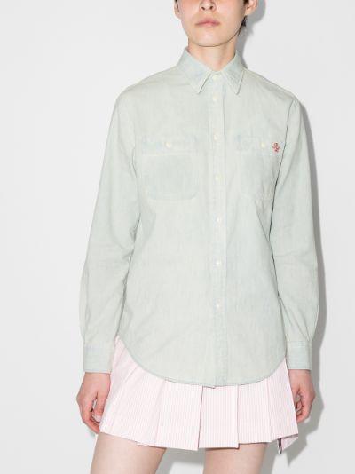 Polo Bear cotton shirt