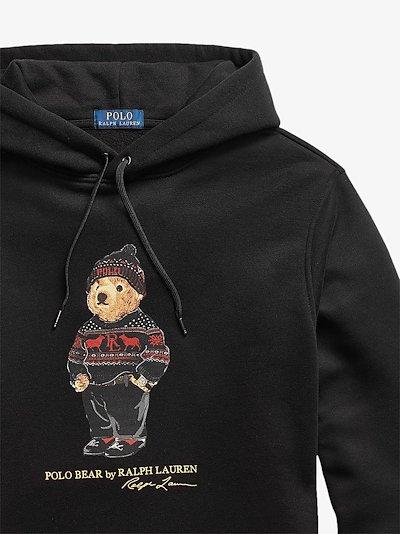 Polo Bear hoodie