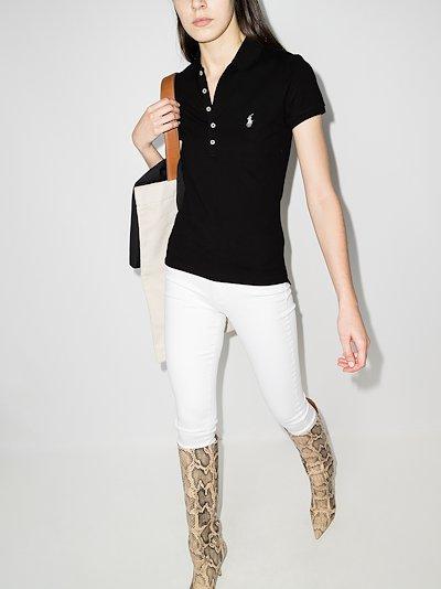 Polo Pony cotton polo shirt