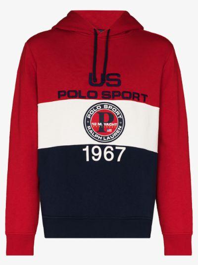 X Browns Sport 1967 logo hoodie