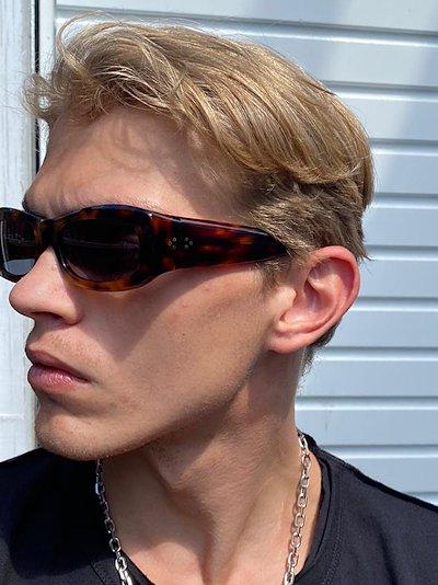 brown Saudade tortoiseshell sunglasses