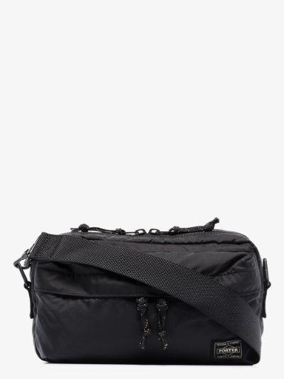 Black 2Way cross body bag