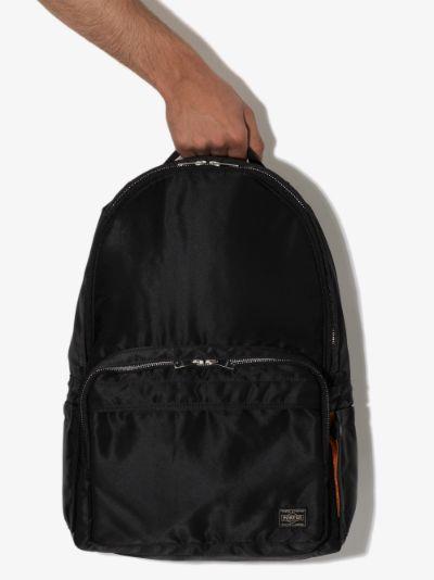 Black Tanker daypack backpack
