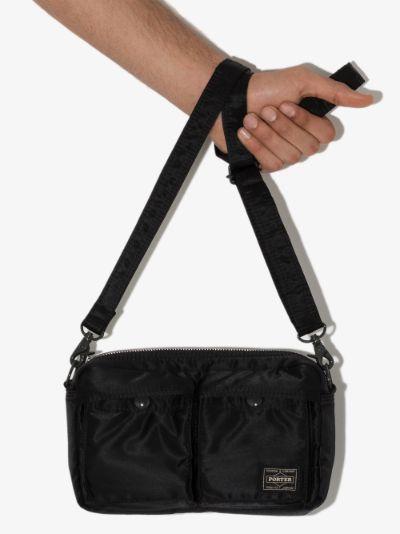 black Tanker messenger bag