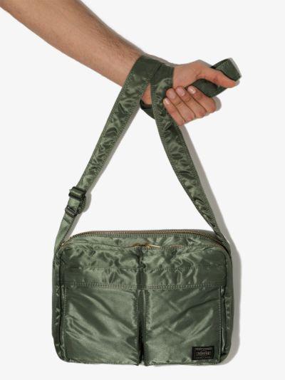 Green Tanker 2Way shoulder bag