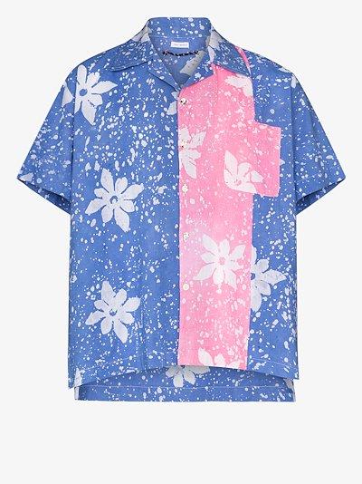 X Homecoming Ijebu floral shirt