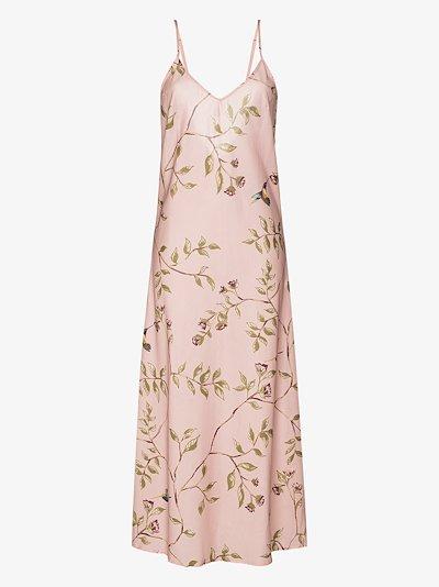 Hummingbird night dress