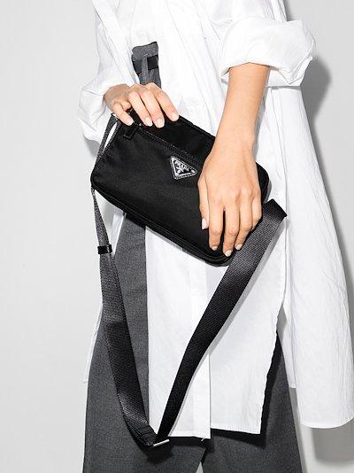 Black Vela camera bag