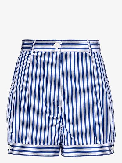 cotton poplin bloomer shorts