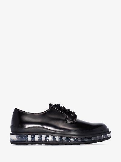 Levitate derby shoes