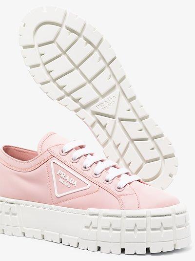 Pink Double Wheel 50 sneakers