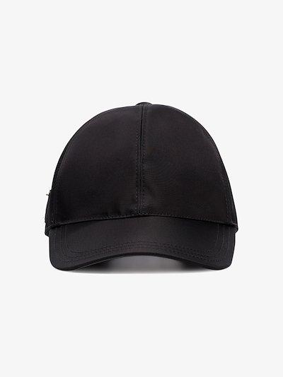 triangle logo baseball cap