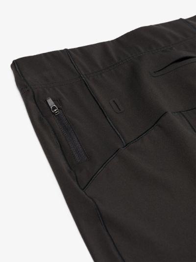Black Run Compression Shorts