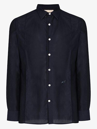Britton button-down cotton shirt