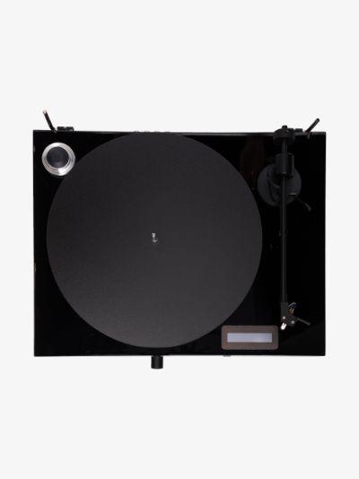 black Juke Box E Turntable set
