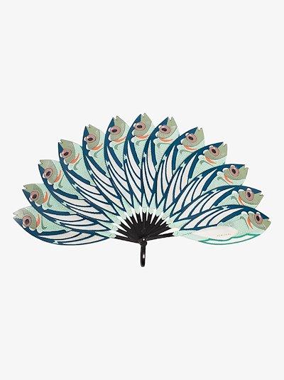 Blue Tongkol tuna fan