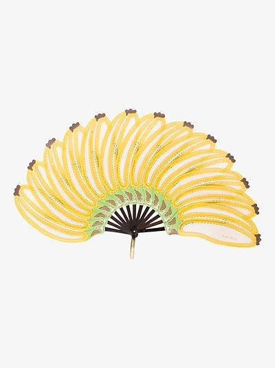 Yellow Pisang banana fan