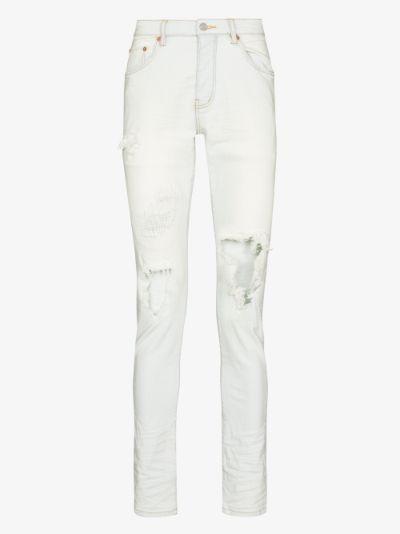 superlight blowout slim fit jeans