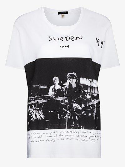 X U2 Sweden Boy T-shirt