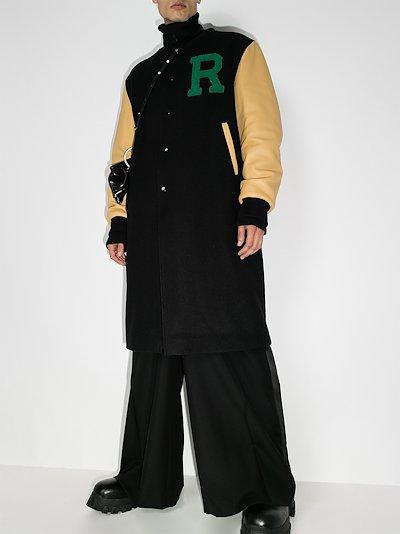 American longline letterman jacket