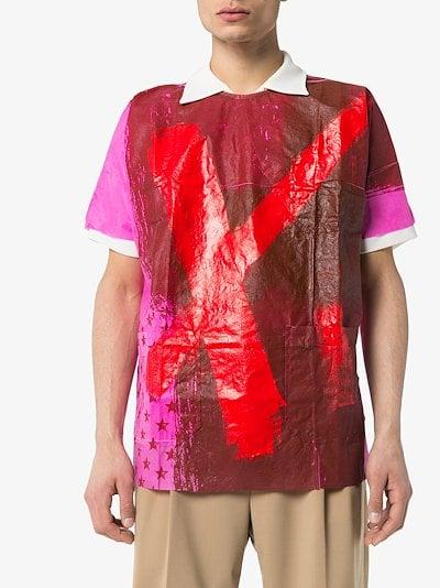 hand-painted Hospital Shirt