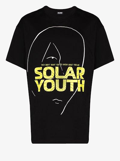 Solar Youth logo T-shirt