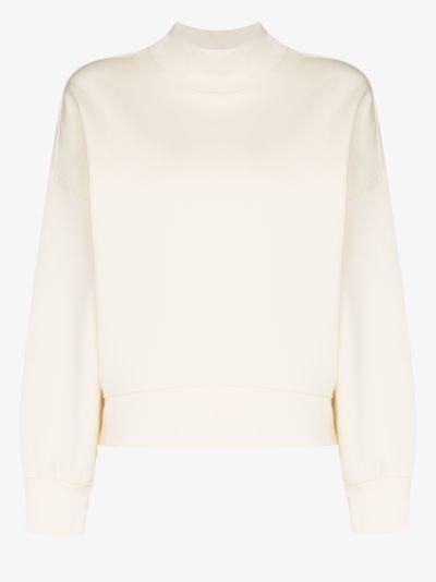 Blaire mock neck sweatshirt
