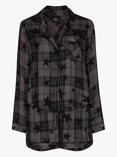 Kellen Star Print Pyjamas