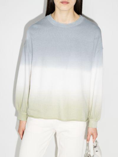Revves ombré sweatshirt